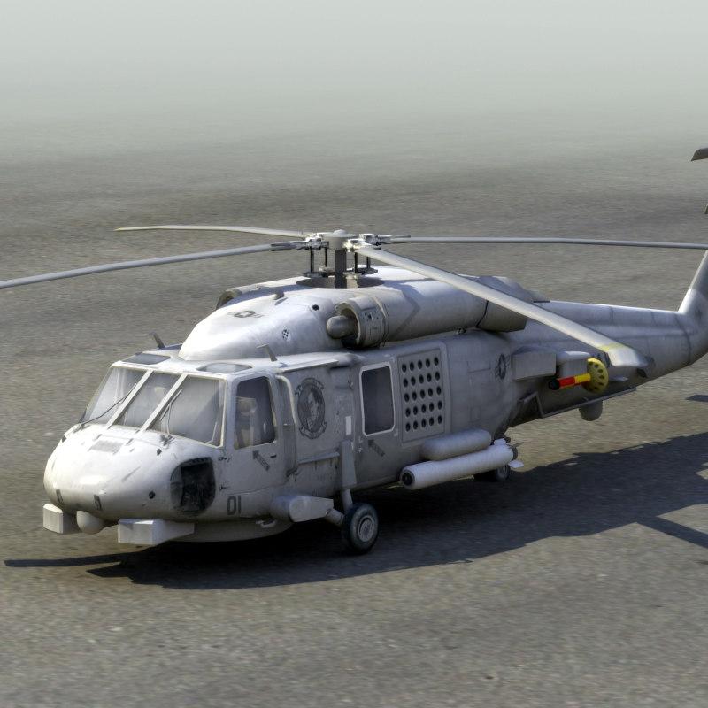 SH60B Seahawk USN