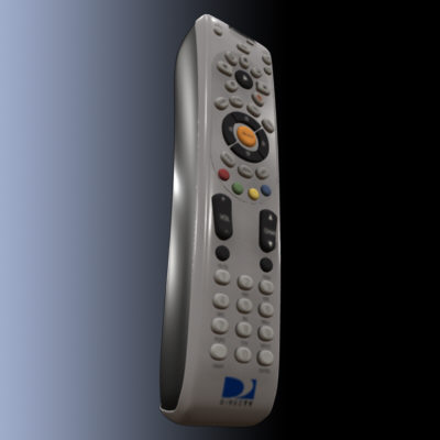 remote directv ma - Remote... by AhearnART