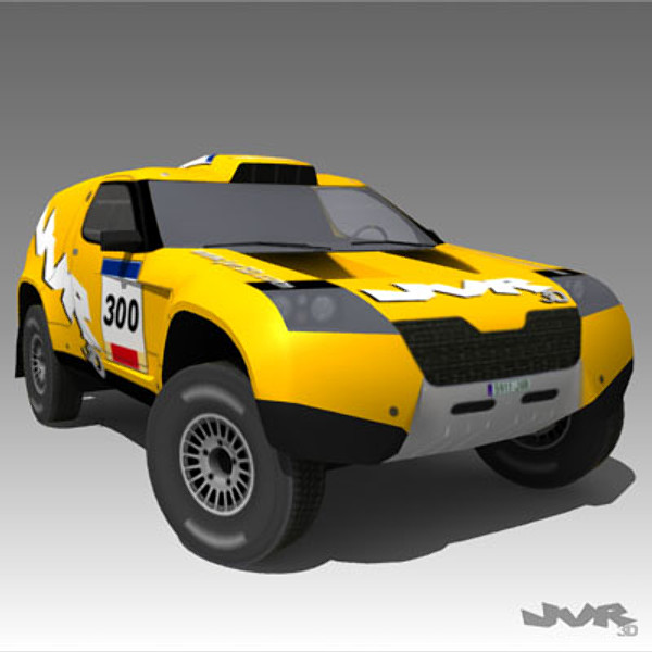 Rally-Raid Prototype