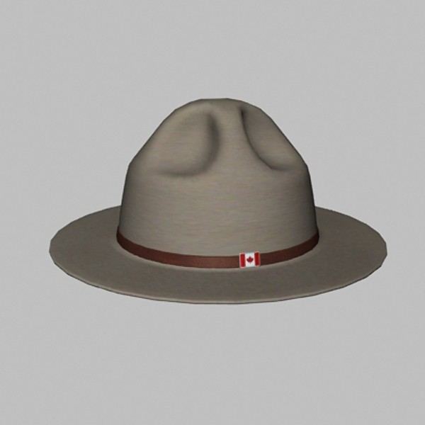 lwo mountie hat - Mountie Hat... by mostlysquare