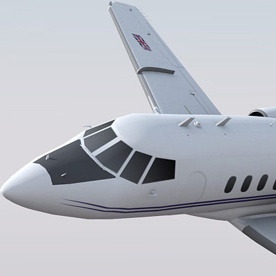 Aerospace HS 125 Dominie T
