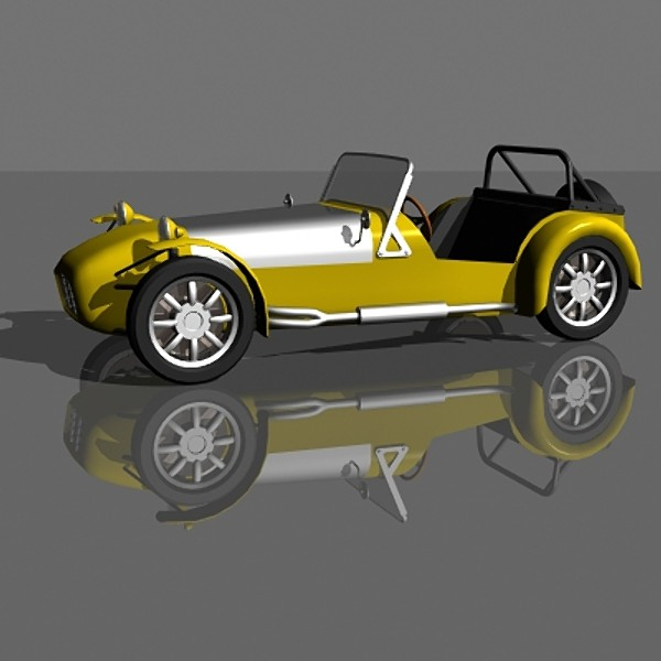 lwo racing car - Kit Car... by mostlysquare