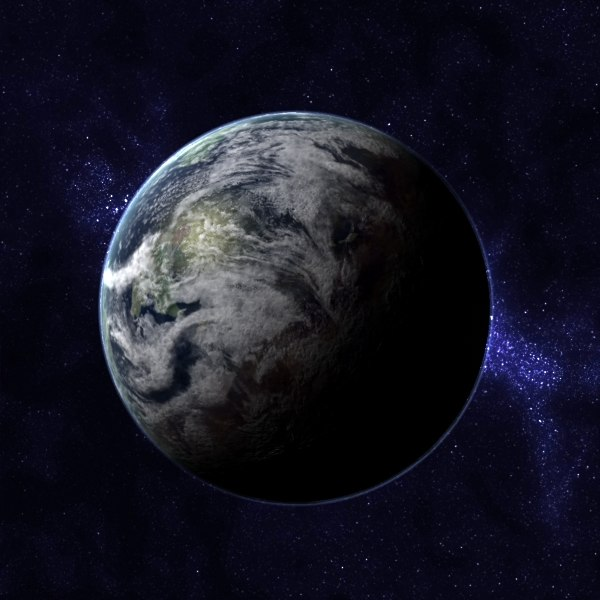 ordovician earth 3d max - Middle Ordovician Earth... by MichaelTaylor3D