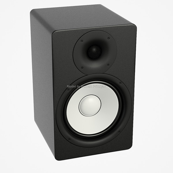 3ds max speaker - Speaker... by RomanPritulyak