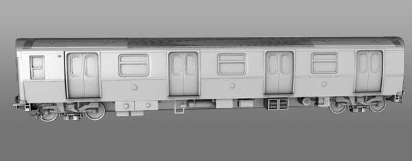 fbx r160 train rails - R160 Train... by Solancla