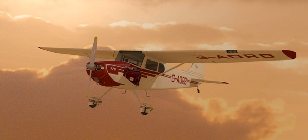 3d cessna 170 - Cessna Model 170... by Insect.Digital.Alchemy