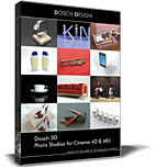3d model ar3 studios 3 - DOSCH 3D: Photo Studios for Cinema 4D & AR3 (Download-Prod... by Dosch Design