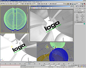 3d logo animations - DOSCH 3D: Logo Animations for 3ds max (Download-Product)... by Dosch Design