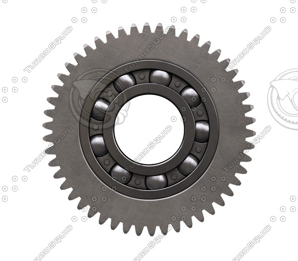 Ball Bearing1 (clipping path)