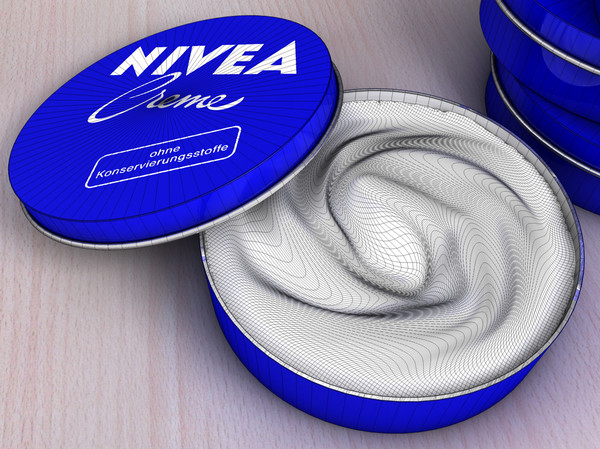 3d creme - Cream Can... by scyrus