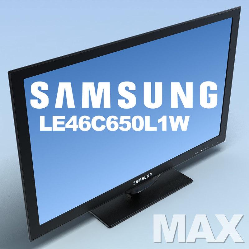 TV.SAMSUNG.LE46C650L1W.vray.MAX.jpg