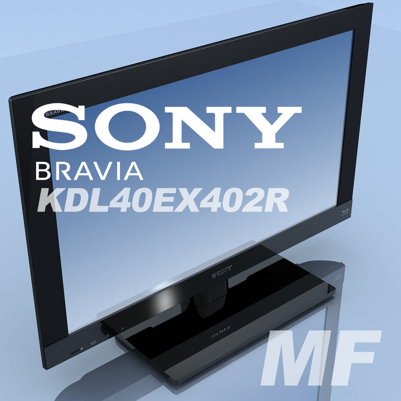 TV SONY Bravia KDL-40EX402R MF