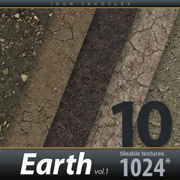 Earth Textures vol.1