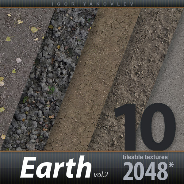 Earth Textures vol.2
