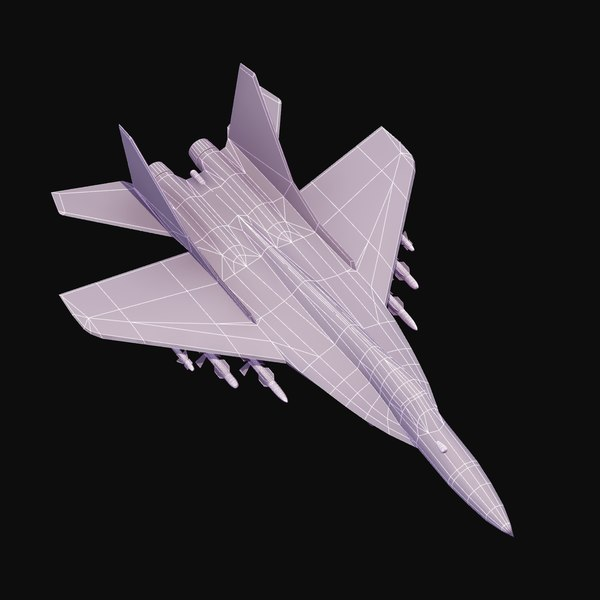 3d iranian air force mig29 model - Mig29 Iranian Air Force... by ES3DStudios