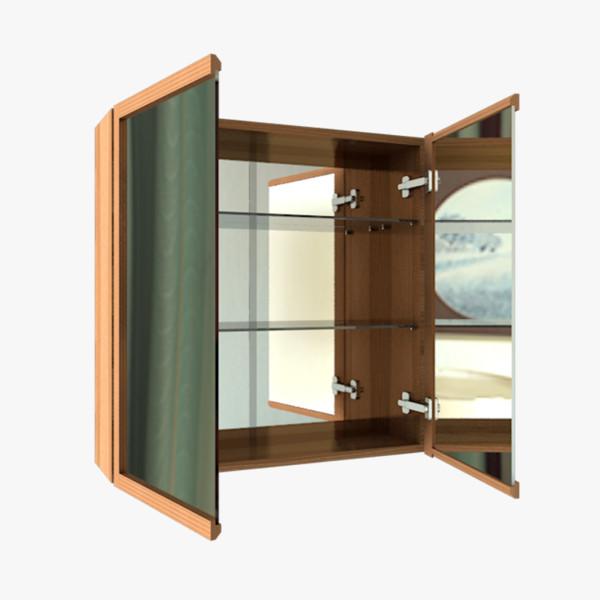 c4d real bjÖrken mirror cabinet