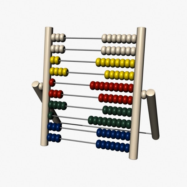3ds max abacus - Abacus... by mostlysquare