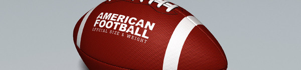 3ds max american football - DOSCH 3D - American Football... by Dosch Design