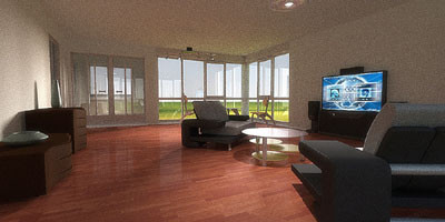 3d buildings interior - - DOSCH 3D - Building Interiors... by Dosch Design