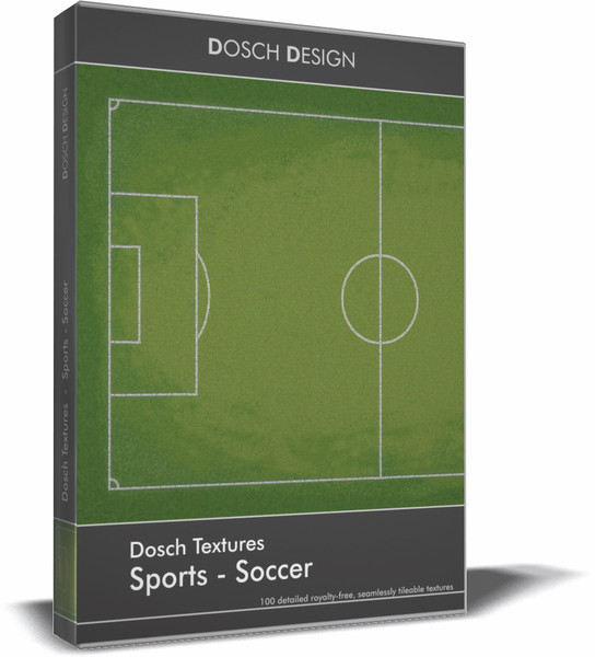 DOSCH Textures - Sports - Soccer