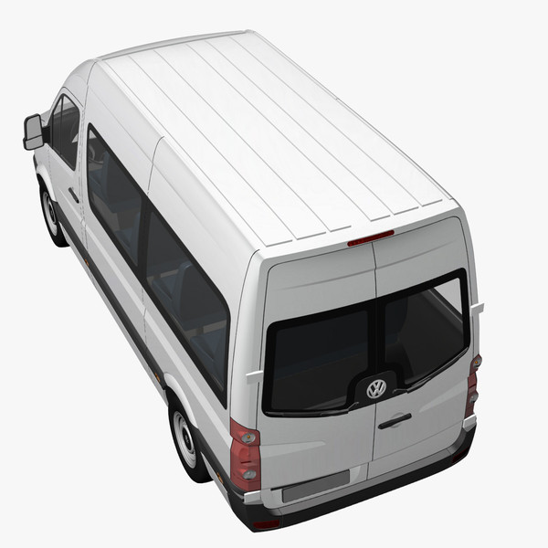 VW Crafter Bus High Roof
