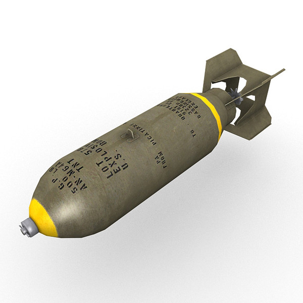 3d 2 bombs - Bomb Pack 2... by RyanN