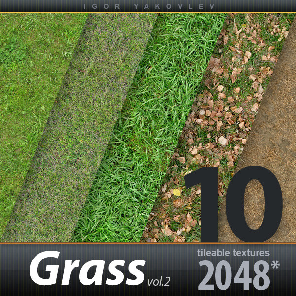 Grass Textures vol.2
