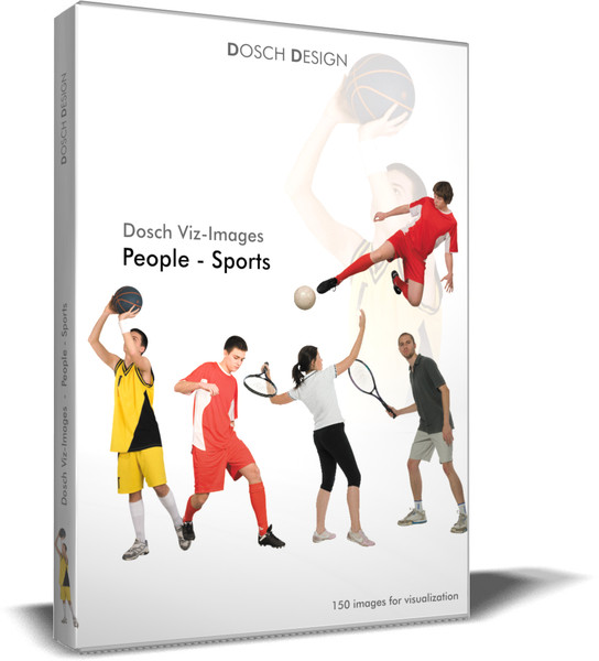 DOSCH Viz-Images: People - Sports