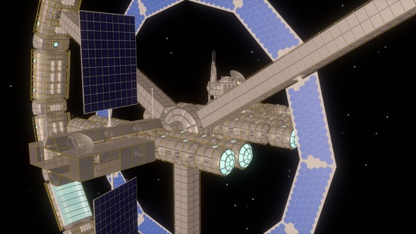 space station 3d model - space station... by Modelmonk