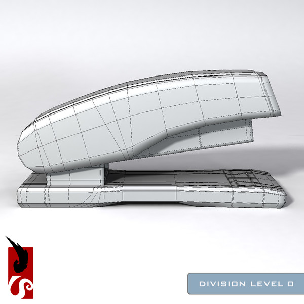 stapler product obj - Stapler... by IllumeStudio