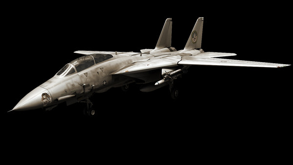 maya f14 aircraft - F14... by rmont0