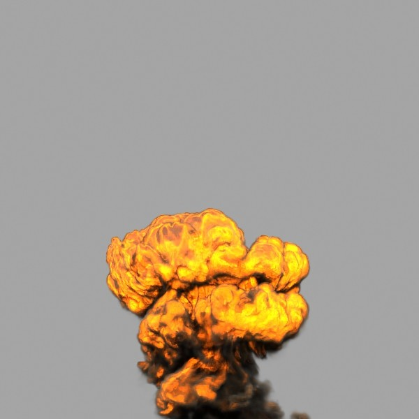 3d fumefx heavy model - FumeFx Heavy BomB... by Insect.Digital.Alchemy