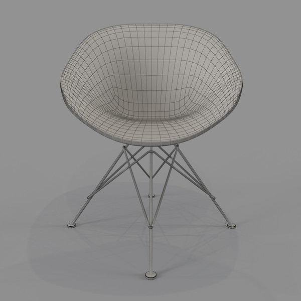 3ds max chair philippe starck - chair Philippe Starck... by jockermaxjocker