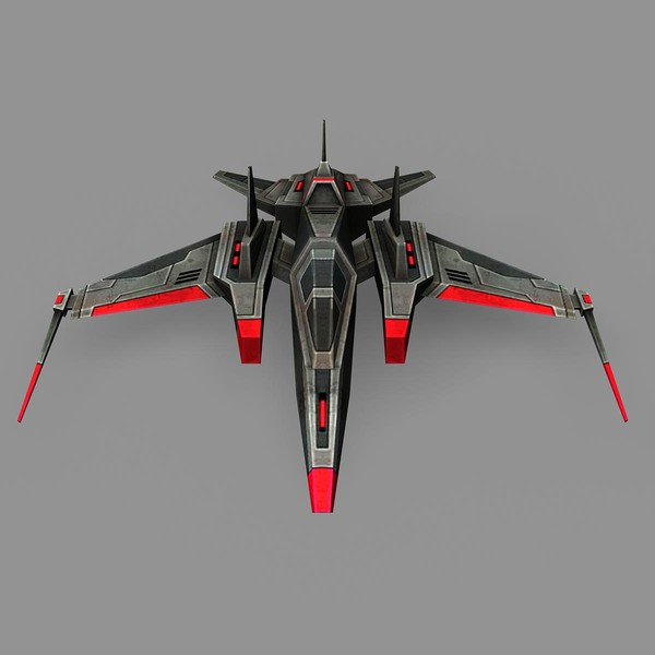3d 6 dark fighters - 6_dark_fighters.rar... by Angryfly