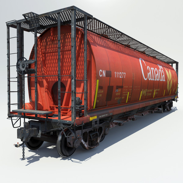 obj cargo train locomotive cars - Freight Train... by Trueview 3D