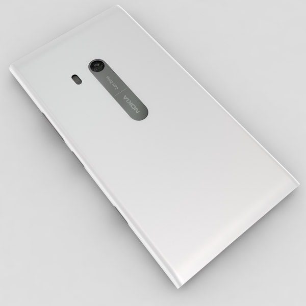maya nokia lumia 900 white - Nokia Lumia 900 White... by Leeift