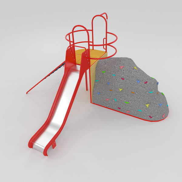 Kit for Climbing 1 3D Models