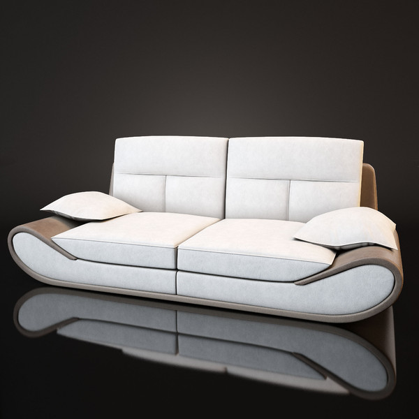 3d sofa satis new zealand model - Sofa - Satis - New Zealand... by kotiss