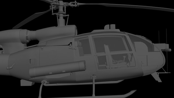 3d helicopter military model - Military helicopter collection... by VisuArt3D