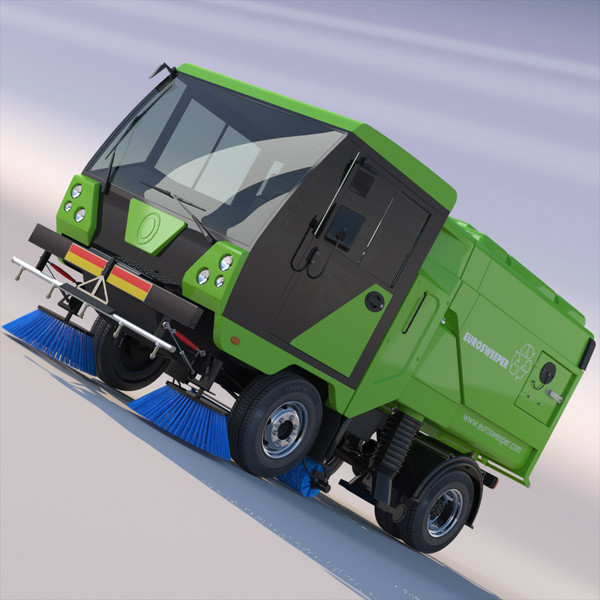 Street Sweeper Scarab