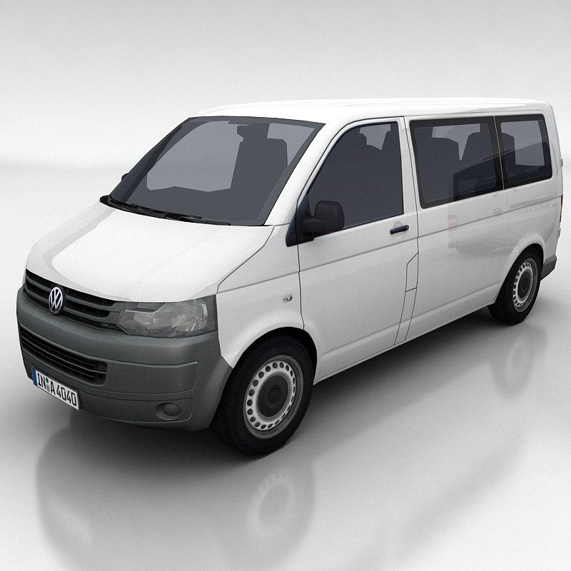 VW Transporter 5a