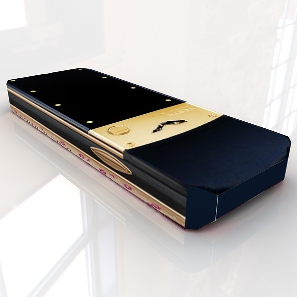 3d vertu signature - Vertu signature... by Art_SeTter Factory
