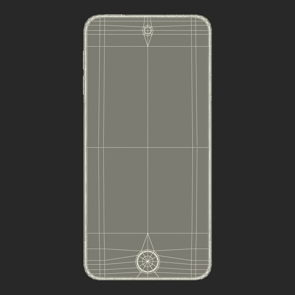 generation ipod touch 3d max - Ipod Touch Generation 5th Gray... by 3d_molier