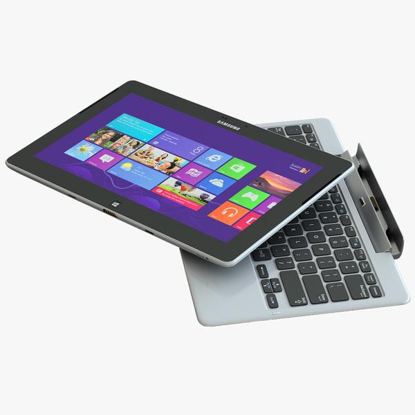 Samsung ATIV Smart PC Pro 700T 3D models