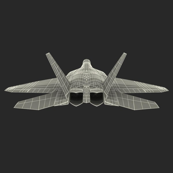 3ds max jet fighters rigged f 117 - Jet Fighters Rigged Collection... by 3d_molier
