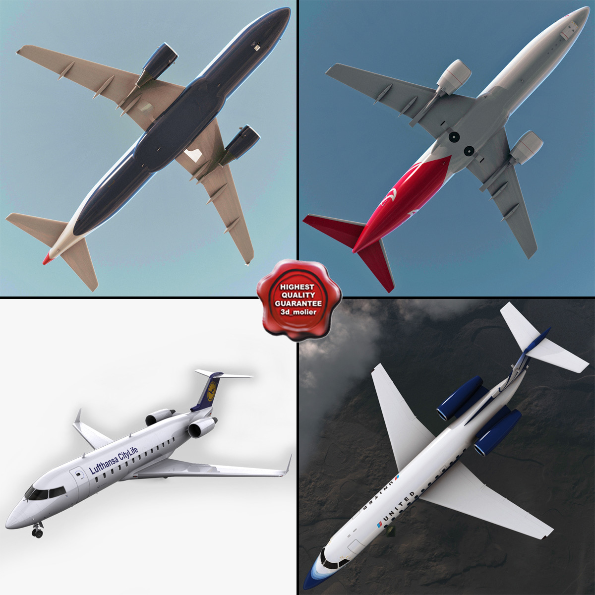 Passenger Aircrafts Collection v1.jpg