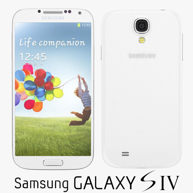 Samsung Galaxy S 4 IV S4 SIV Flagship Smartphone 2013
