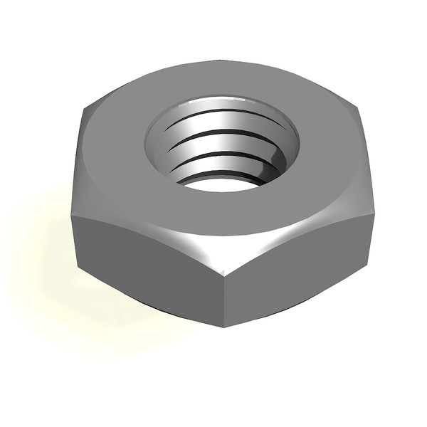 nut bolt 3d max - Nut Bolt... by mardiner