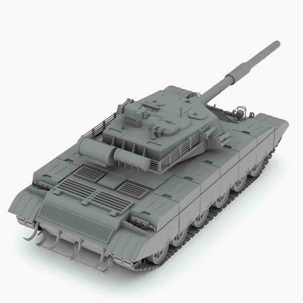 3d chinese type 98 battle tank model - Type 98 Chinese tank... by Sandu_Bublic