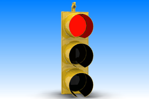 3ds max stop light - Stop Light... by stoplight96